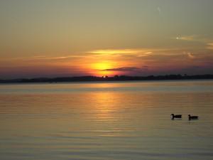 Sonnenuntergang am Chiemsee, Anfragen-Buchen-Reservieren